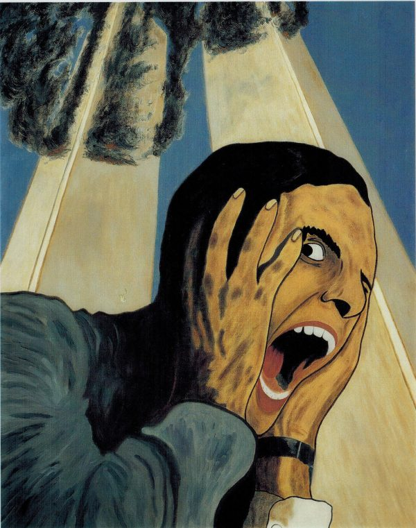 George Mullen, Sept 11 Art / 911 Art: The American Scream, 2002, 28