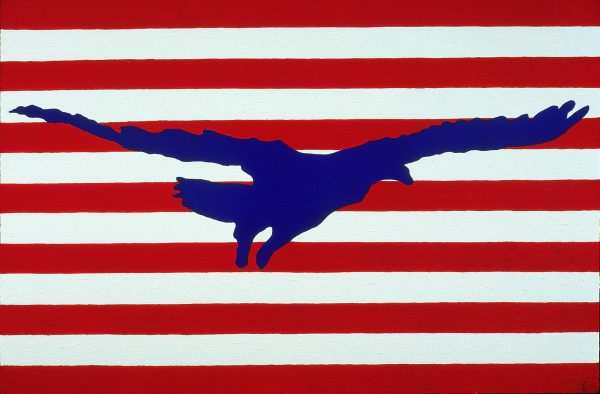 George Mullen, Sept 11 Art / 911 Art: Freedom Takes Flight, 2001, 24