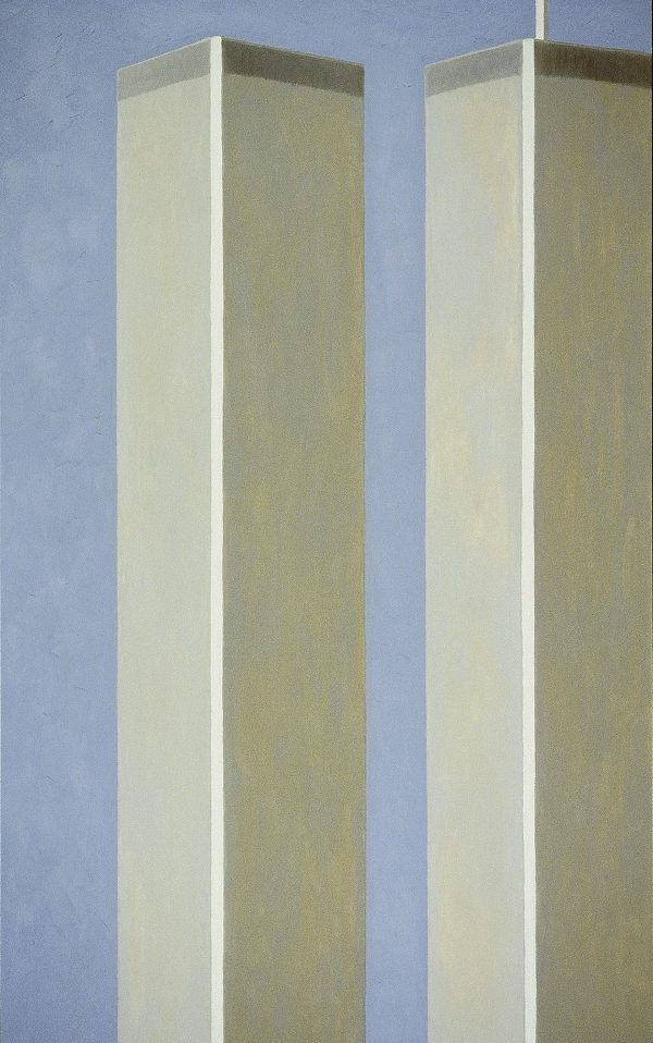 George Mullen, Sept 11 Art / 911 Art: It Started Off As Such A Beautiful Day, 2002, 48